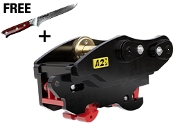 a2Lock Coupler with Free Knife 5